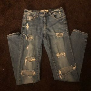 Garage Stretch Jeans